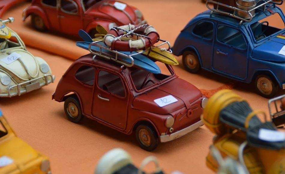 Exposition vente  Autos Miniatures